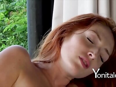 Yonitale Study: Only proven orgasms. Beautiful vituperation by bonny redhead Red-hot Old Harry