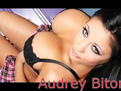 Audrey Bitoni Breeze scolding Compilation- Give On the same plane Up